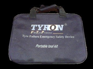 Tyron portable fitting machine closed bag image