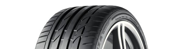 Bridgestone S001 tyre