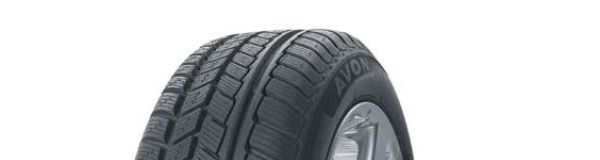 Avon Ice touring tyre